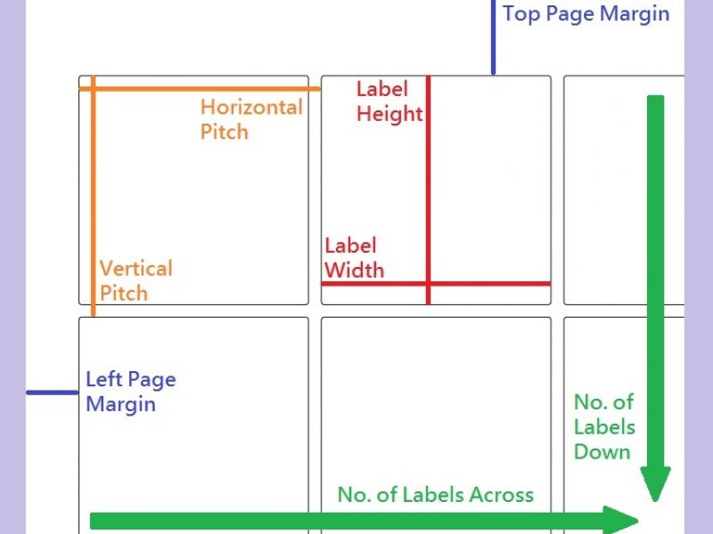 How To Create Your Own Label Templates