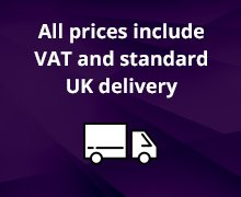 All Prices Include VAT and Delivery